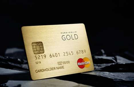 Precious Metal Credit Cards