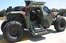 Zombie Apocalypse Survival Vehicle