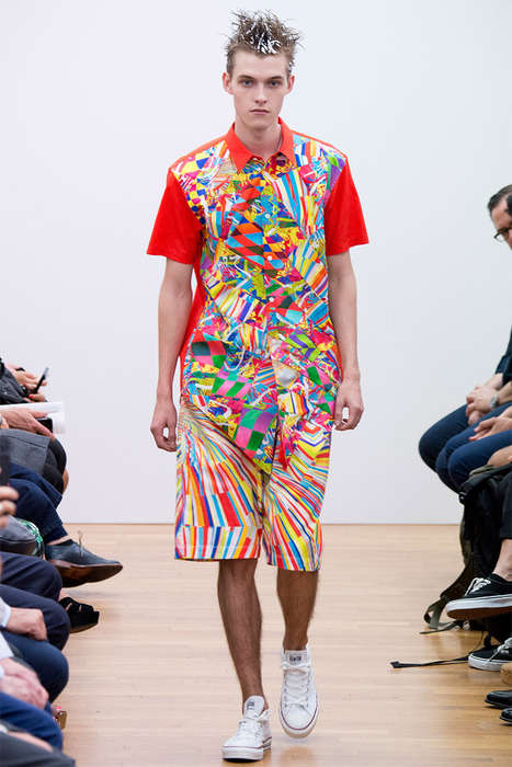 Contemporary Clown Couture