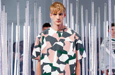 Contemporary Camouflage Attire