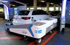 Robotic Vehicle Valets