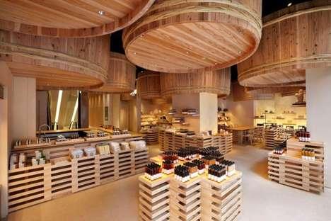 Cedar Soy Shops