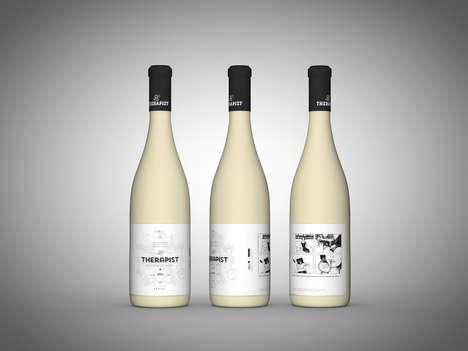 Therapeutic Wine Branding