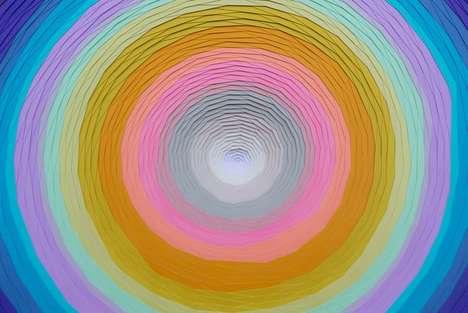 Sublime Color Spectrum Art
