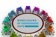 Affordable Child Wheelchairs - Wheelchairs of Hope Project Offers Kid-Sized Wheelchair Options