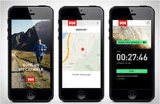 Wilderness Walking Apps