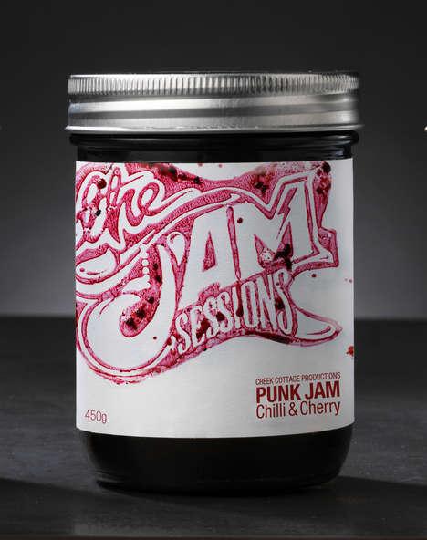 Rocker Jam Jars