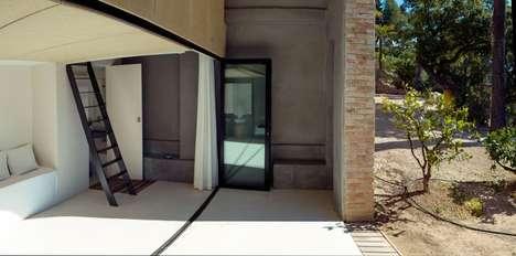 Sleek Indoor-Outdoor Residences