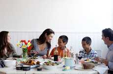 Customizable Recipe Services - Seattle's Gatheredtable Meal Planning Service Increases Family Time