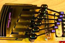 Percussive Guitar Attachments