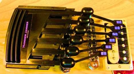 Percussive Guitar Attachments