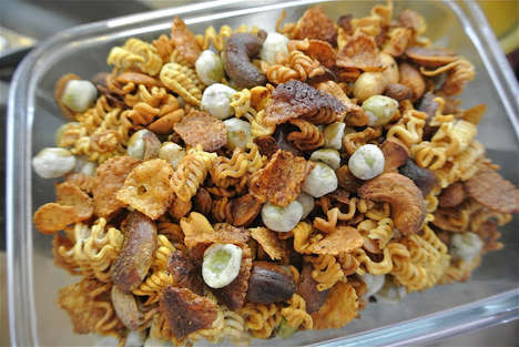 Ramen Trail Mixes