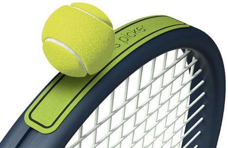 Tennis Ball Grabbers