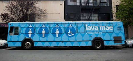 Accessible Shower Buses
