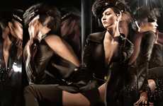Kinetic Burlesque Fashion Ads