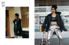 Sporty Suburbia Editorials - The Too Much Too Young Exclusive for The Ones 2 Watch is Youthful