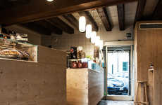 Artisan Streetfood Eateries - Pizzacafe Latorre Changes the Way Fast Food is Marketed