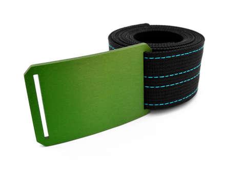 Securely Skinny Belts