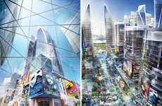 Sustainable Supermalls - Dubai Has Plans to Build the World's Largest 'Air Conditioned City'