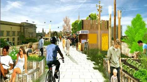 Transformative Flyover Projects