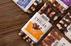 Artisan Chocolate Packaging - Les Recettes d'Atelier Takes Pride in its Contents