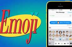 Sitcom Emoticon Apps - These Soon To Be Released, Brand New Emojis Are Inspired By Seinfeld