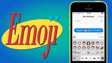 Sitcom Emoticon Apps