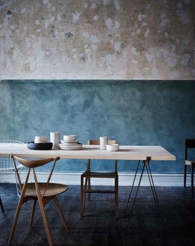 Elegantly Rustic Interiors