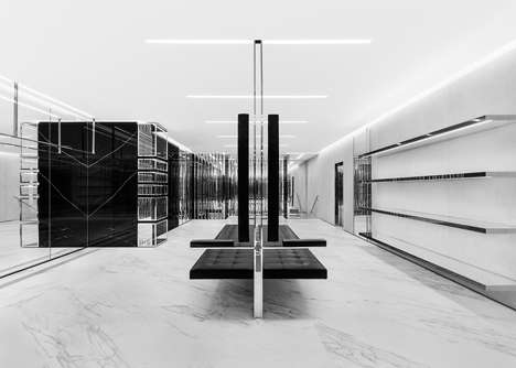 Sharp Minimalism Retailers