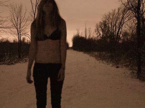 Haunting Mental Illness Photography