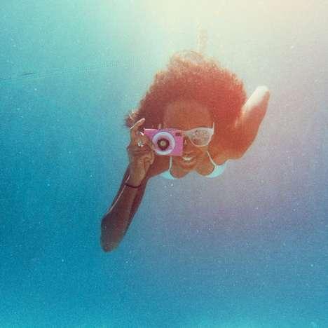 Waterproof Social Media Cameras