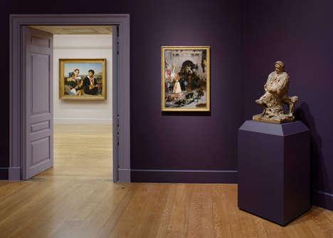 Artistic Museum Renovations
