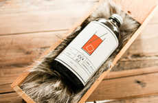 Rustic Syrup Packaging - 3/4 Oz. Tonic Maison's Syrup Shows Off Its Raw, Natural Side