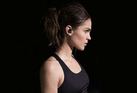 Wireless Smart Headphones - These Earphones Boast a Variety of Impressive Features