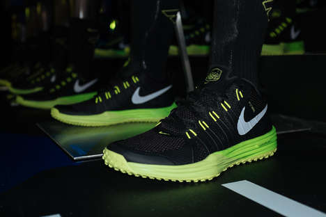 Athletic Cushioned Kicks - The Nike Lunar TR1 is Eye-Catching and Functional