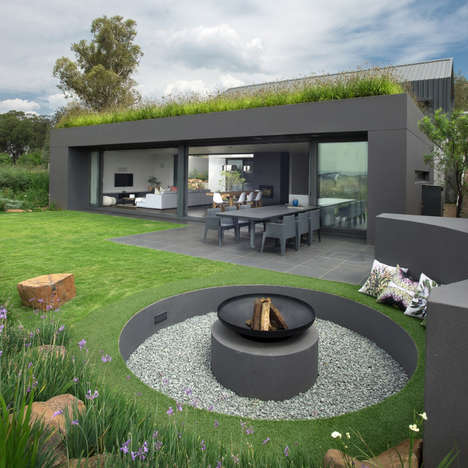 Nature-Connected Abodes