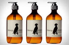 Pampering Pet Skincare - The Luxurious Aesop Pet Body Wash Will Help Get Your Dog Squeaky Clean