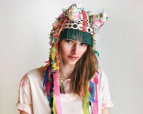 Horned Bohemian Headwear