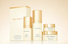 Radiant Skincare Collections - Dolce & Gabbana is Introducing Its First Designer Skin Care Lines