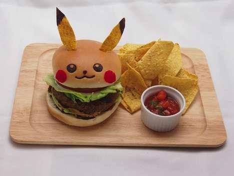 Anime Monster Eateries