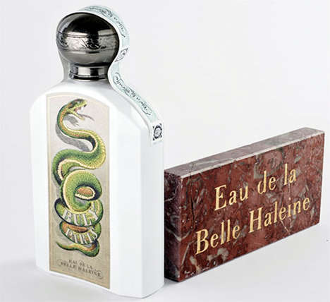 Luxurious French Mouthwash - Buly's Eau De La Belle Haleine is a Decadent $41 Mouthwash