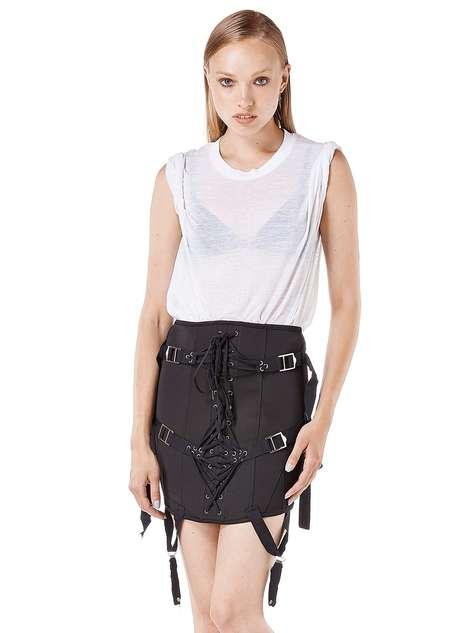 Belted Harness Attire