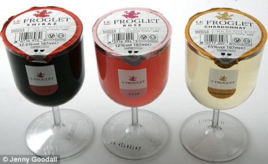 19 Examples of Single Serve Alcohol