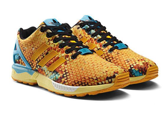 adidas zx flux honeycomb