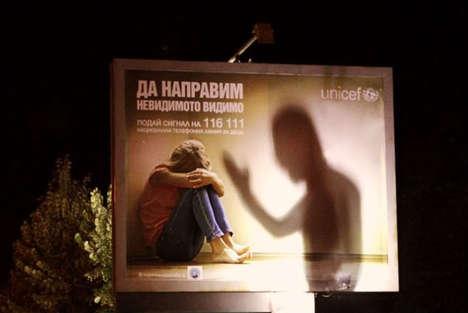 Violent Shadow Billboards