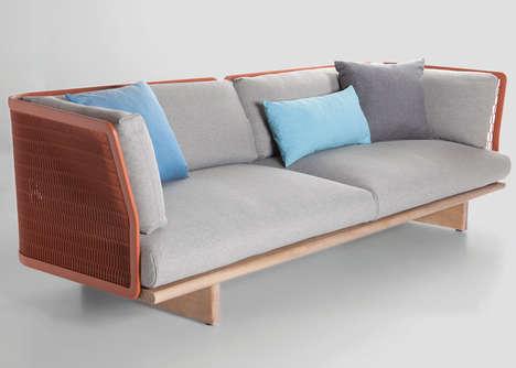 Architectural Mesh Furniture