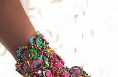 Bohemian Bangle Accessories - Etsy's All Things Pretty Shop Features Opulent Gypsy Jewelry