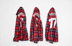 Plaid Rapper Jerseys