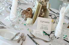 Wizard-Themed Weddings - This Spellbinding Harry Potter Wedding Includes Magical Decorations