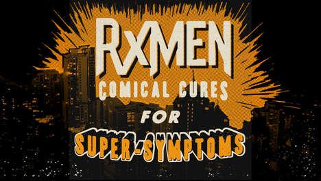 Superhero Medication